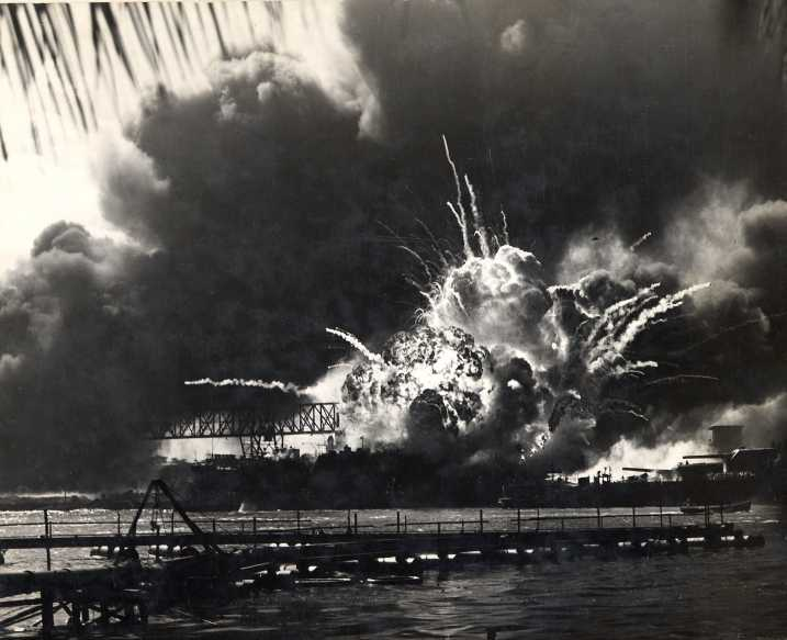 the surprise attack of the japanese on pearl harbor The effectiveness of our attack was now certain, and a message, 'surprise attack successful' was accordingly sent to akagi [flagship of the japanese attack fleet] at.